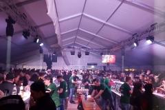 Freitag: Unseren Helfern an der Bar wurde nicht langweilig